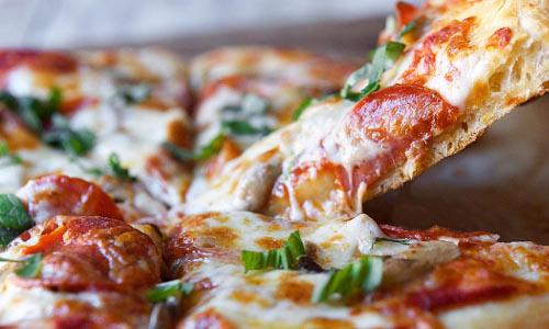 sajtkrém alap pizza Szombathely